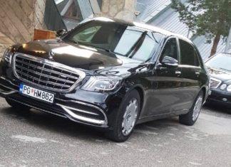 """Službeno vozilo šefova """"hibridnog režima"""": Majbah vrijedan 650.000 eura"""